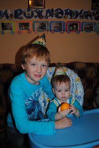 Сценарий день рождения ребенка 10